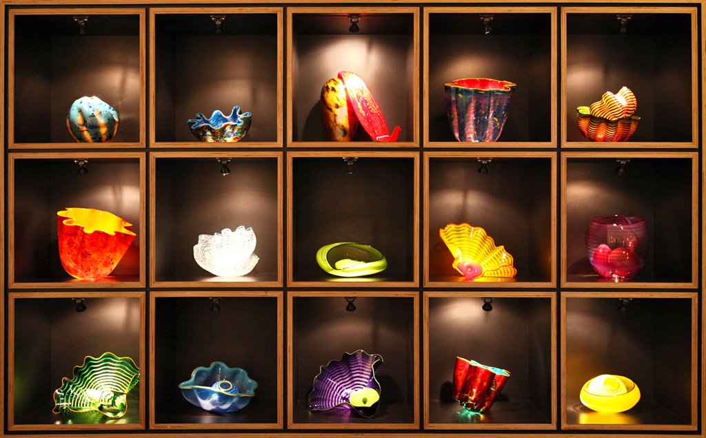 Chihuly Blown Glass Collection