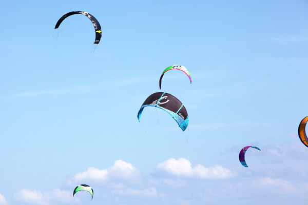 Kite Boarding - Skyway
