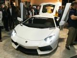 Unveiling: Lamborghini Aventador